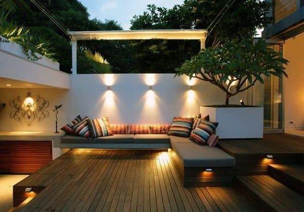 House Modern Deck Ideas