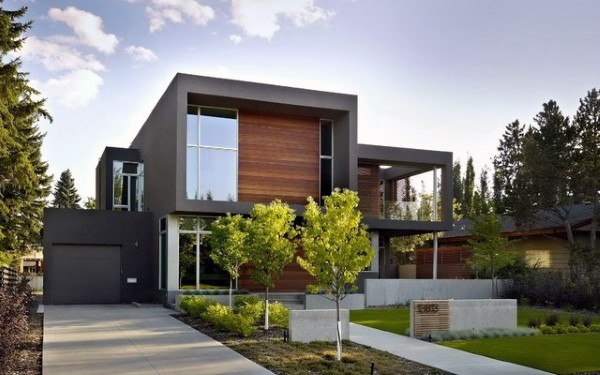 House Modern Landscape Design Ideas