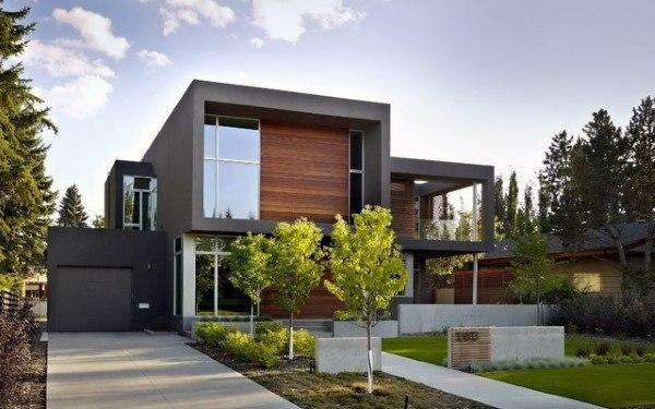 House Modern Landscape Design Ideas