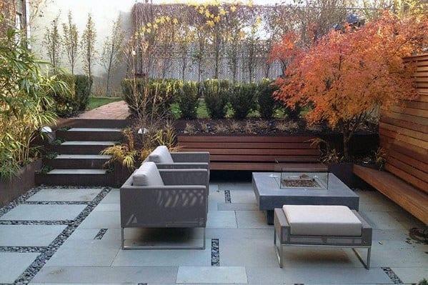 Merveilleux House Modern Patio Ideas