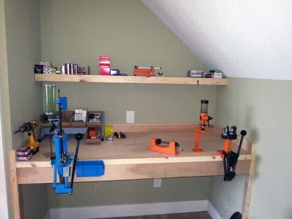 House Reloading Bench Ideas