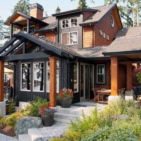 Top 60 Best Exterior House Siding Ideas - Wall Cladding ... on House Siding Ideas  id=39453