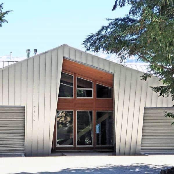 House Siding Design Ideas Metal Cladding