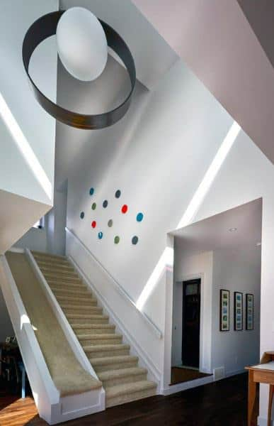 House Staircase Indoor Slide