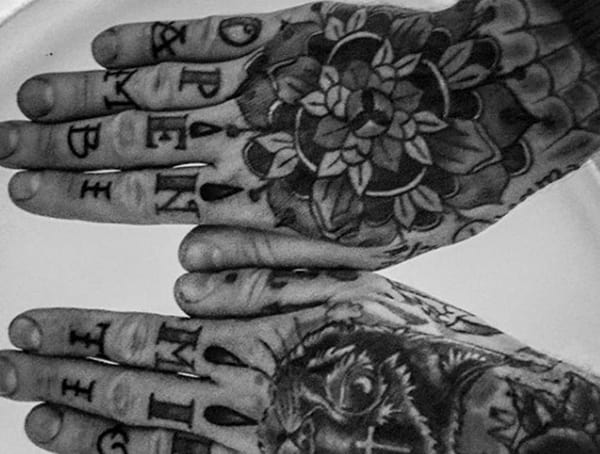 How Long Do New Finger Tattoos Last