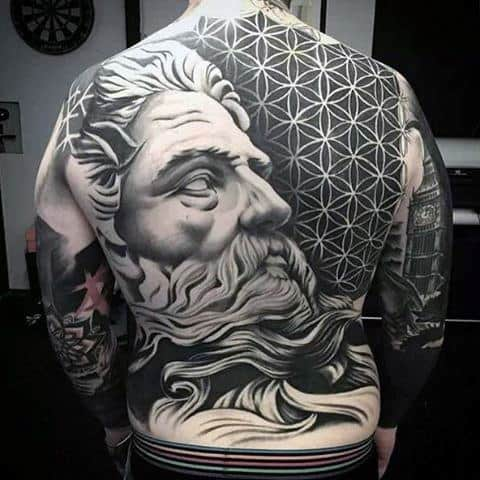 How Much Back Tattoos Cost