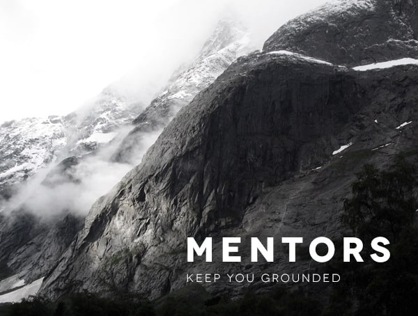How To Be A Successful Businessman Find A Mentor