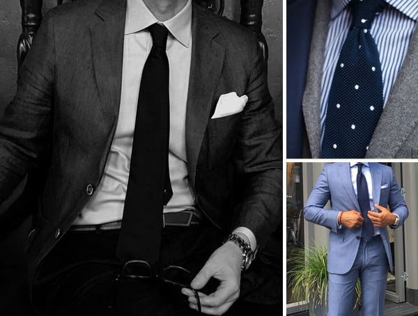 How To Dress Like A Man Choosing Ties