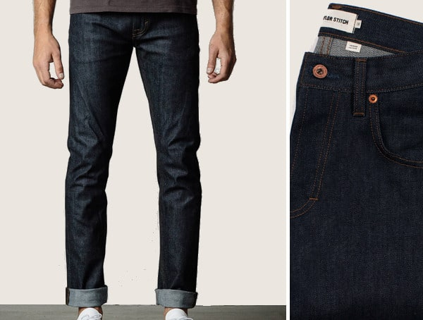 How To Dress Like A Man Denim Jeans