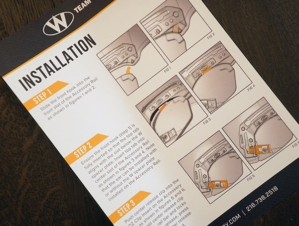 How To Install Exfil Ballistic Ear Covers Team Wendy