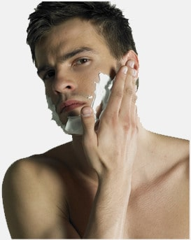 How To Shave Men