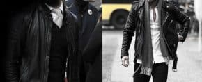 How To Wear A Leather Jacket For Men – 50 Fashion Styles