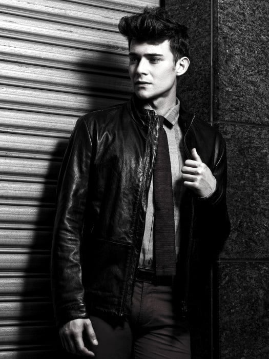 How To Wear A Leather Jacket Male Leather Jacket Classy Outfits Styles