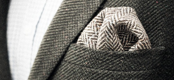How To Wear A Puff Pocket Square