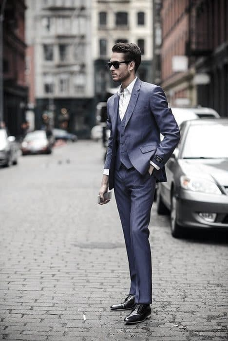 How To Wear A Suit Without A Tie Guys Outfits