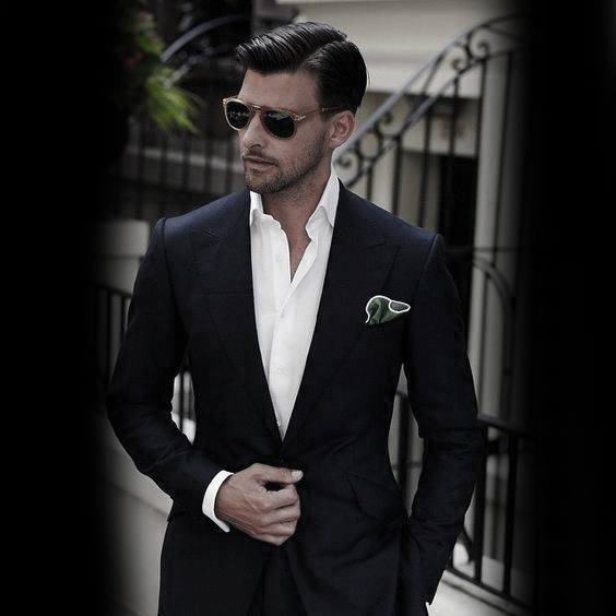 How To Wear A Suit Without A Tie Outfits Styles For Gentlemen