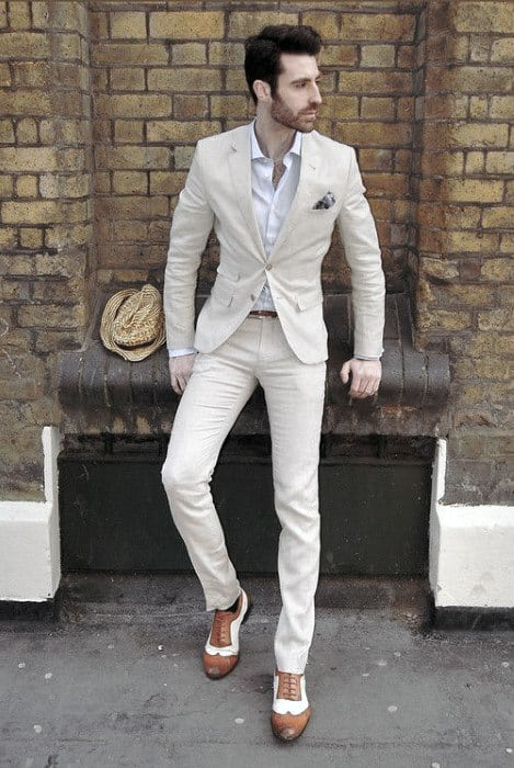 How To Wear A Suit Without A Tie Style Ideas For Men