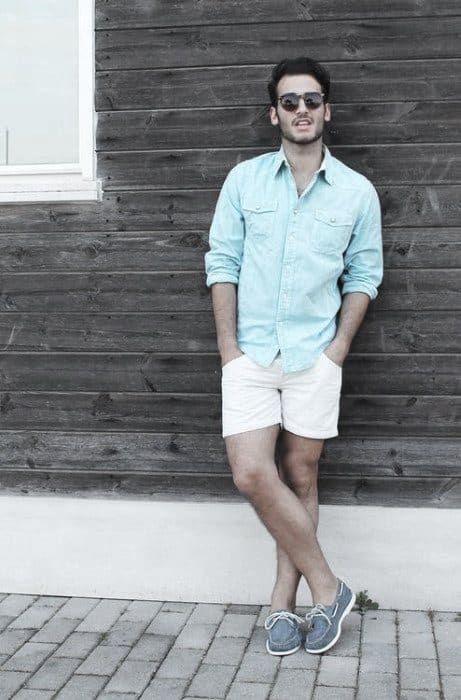 How To Wear Awesome Boat Shoes Outfits Styles For Men