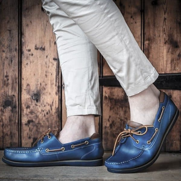 How To Wear Boat Shoes Outfits Style Looks For Men