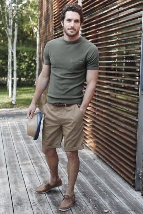 How To Wear Boat Shoes Outfits Styles For Gentlemen