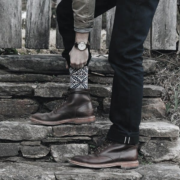 How To Wear Boots For Men 50 Style And Fashion Ideas