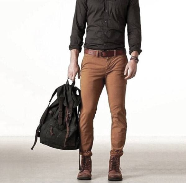 How To Wear Boots Outfits Styles For Gentlemen