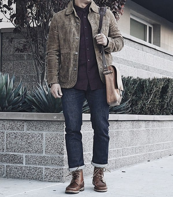 How To Wear Guys Boots Outfits Style Fashion Inspiration