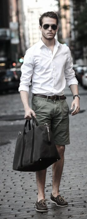 How To Wear Male Boat Shoes Outfits Styles