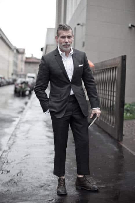 mens suit boots