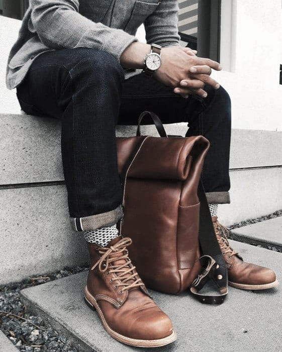 How To Wear Masculine Boots Outfits Style Ideas For Men