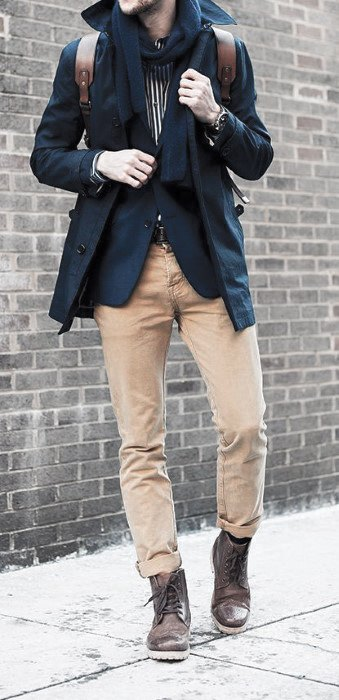 How To Wear Mens Clothing Boots Outfits Styles