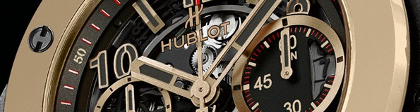 "Hublot Big Bang Unico ""Magic Gold"" Watch – The World's First Scratch-Resistant Gold"