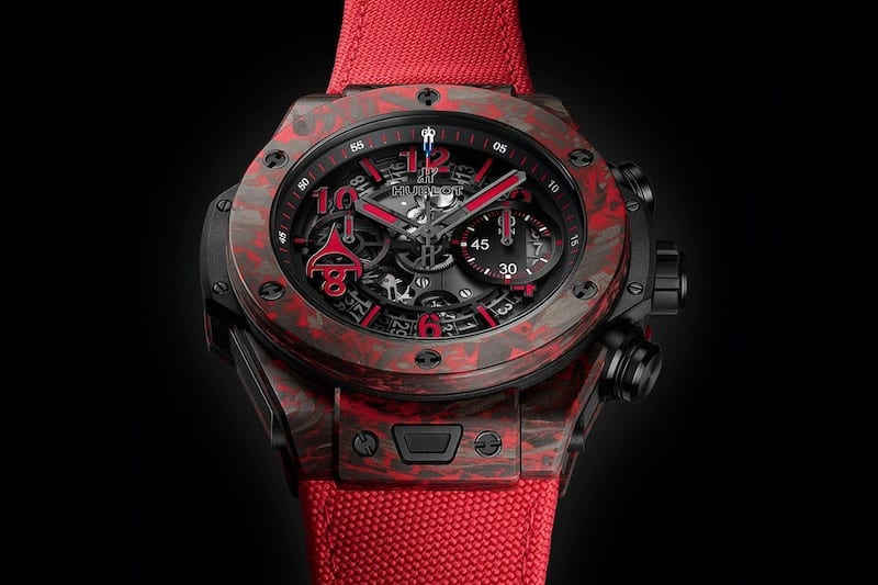 Hublot Drops the Great Eight With a Big Bang
