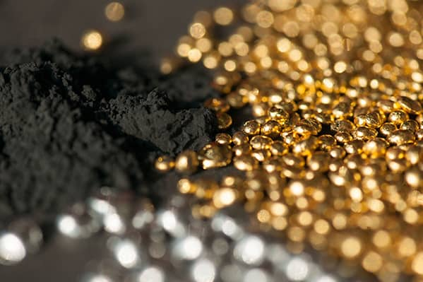Hublot Magic Gold Powder