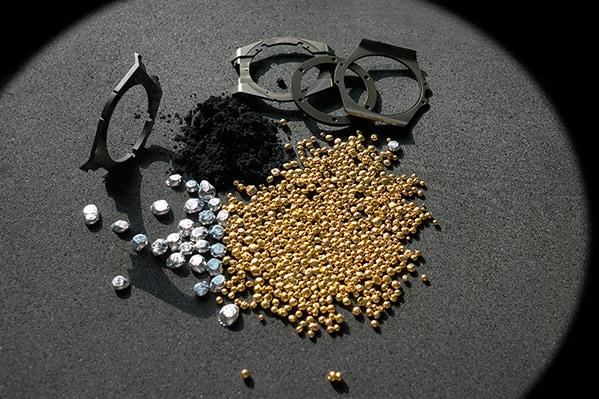 Hublot Magic Gold Watch Process
