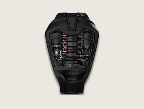 Hublot Mp 05 Laferrari All Black Cool Watches For Men