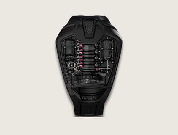 Hublot Mp 05 Laferrari All Black Cool Watches For Men