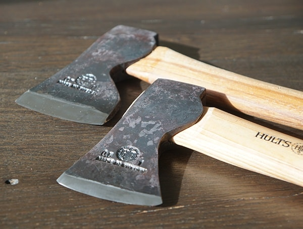 Hults Bruk Akka Axe With Jonaker Hatchet Steel Head
