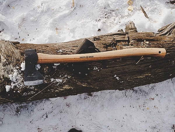 Hults Bruk Akka Forester Axe Review Outdoors