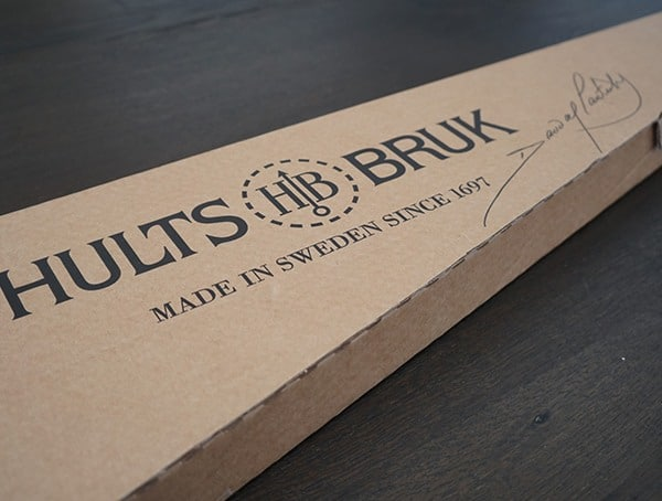 Hults Bruk American Felling Axe Box