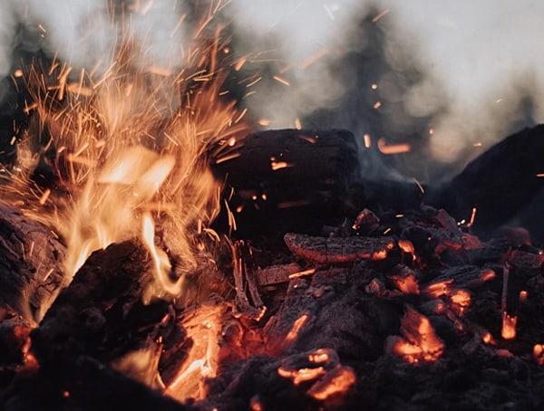 Hults Bruk Campfire