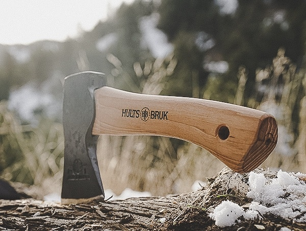 Hults Bruk Hatchet Jonaker Reviewed