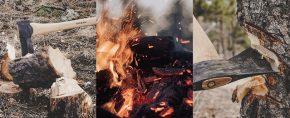 Hults Bruk – Swedish Sarek Splitting Axe And American Felling Axe Review