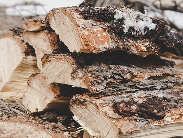 Hults Bruk Sarek Splitting Axe Review Completed Firewood