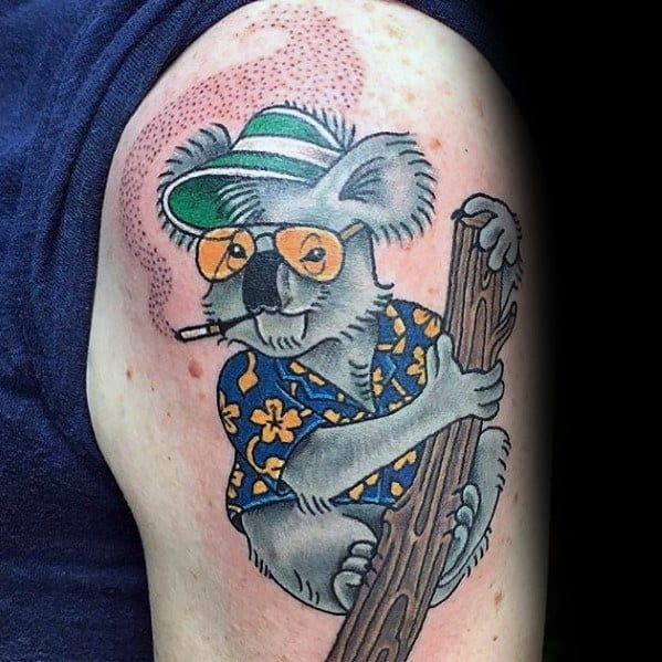 Hunter S Thompson Tattoo Ideas For Men