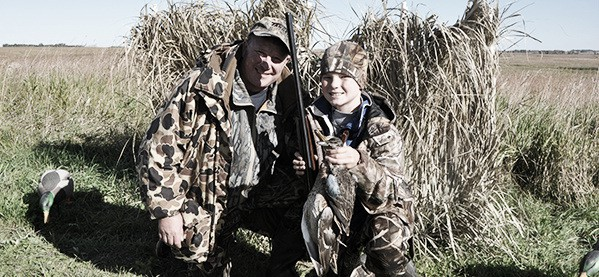 Hunting Father Son Activities