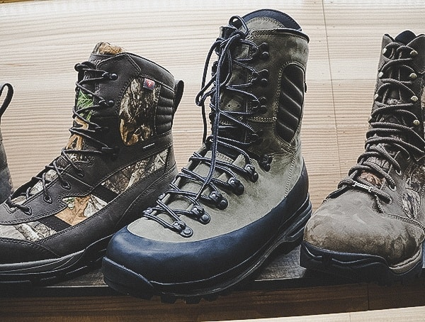 Hunting Mens Boots Shot Show 2019