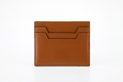 Huskk Card Sleeve Italian Leather Minimalist Wallet For Men