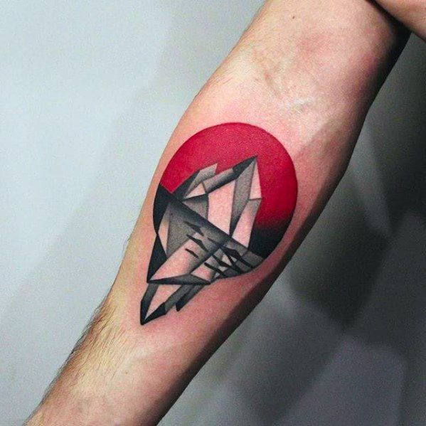 Iceberg Tattoos For Gentlemen