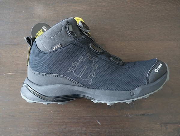 Icebug Detour Bugrip Gore Tex Winter Boots For Guys